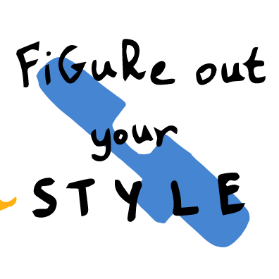 figure out your style