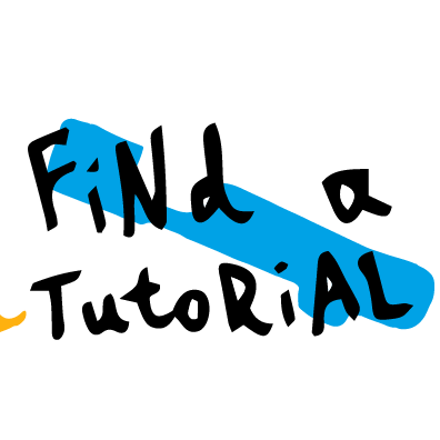 find a tutorial